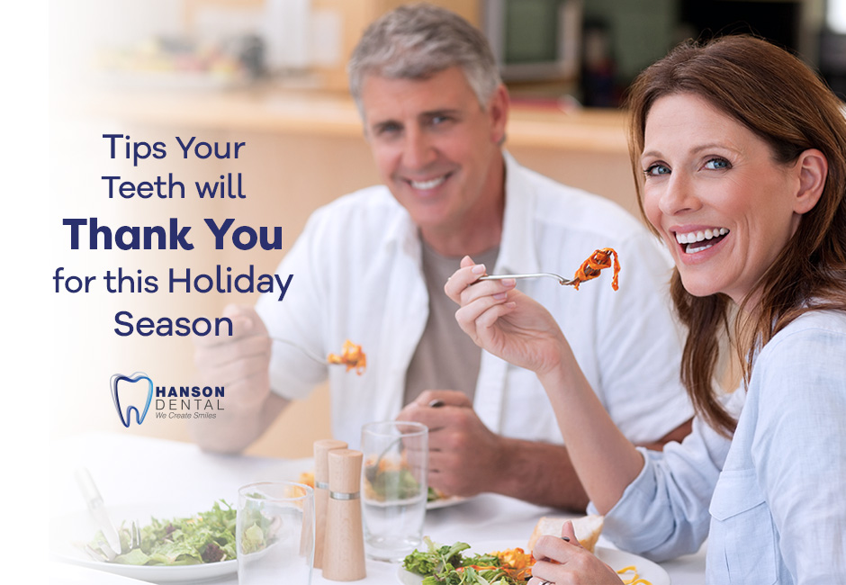 Tips Your Teeth Will Thank You For This Holiday Season